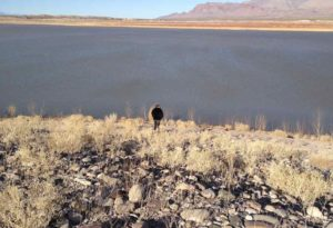 Elephant Butte's Three Stooges Coves