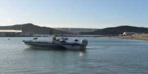 Elephant Butte boater