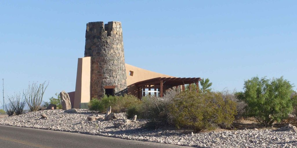 entrance to Turtleback Mountain Resort and Sierra del Rio