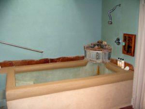 Jetsons bath at Blackstone Hotsprings