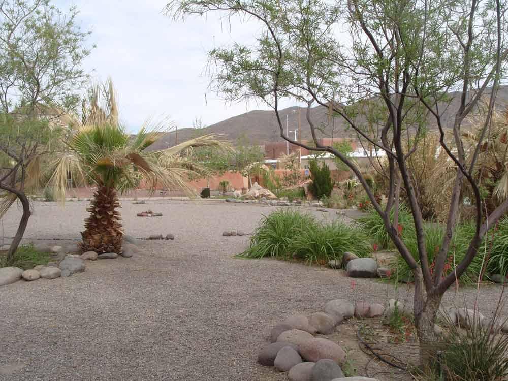 Sierra Grande grounds
