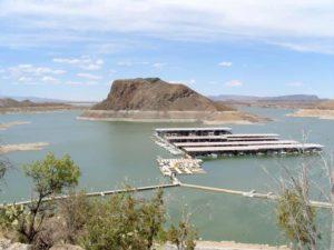 Elephant Butte and Dam Site Marina