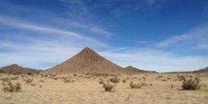 pointy hill near Winston