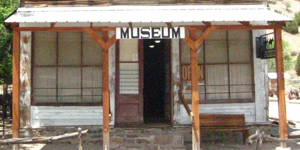 Pioneer Store Museum